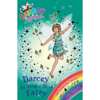 Rainbow Magic: Darcey the Dance Diva Fairy :The Showtime Fairies Book 4