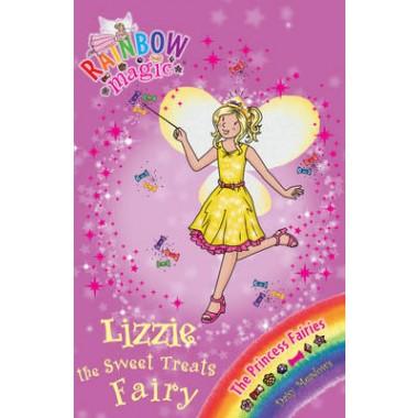 Lizzie the Sweet Treats Fairy :The Princess Fairies : Book 5