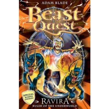 Beast Quest: Ravira Ruler of the Underworld :Special 7