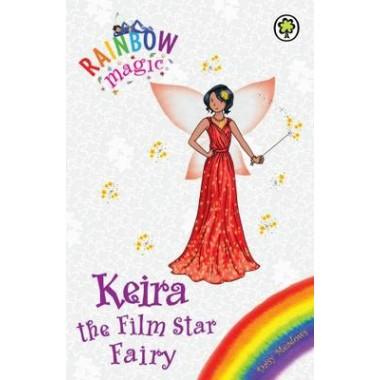 Rainbow Magic Early Reader: Keira the Film Star Fairy
