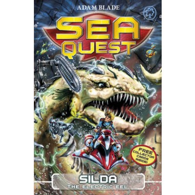 Sea Quest: Silda the Electric Eel :Book 2