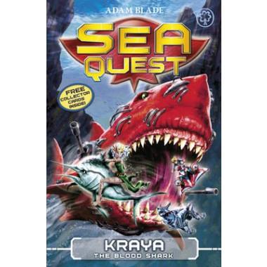 Sea Quest: Kraya the Blood Shark :Book 4