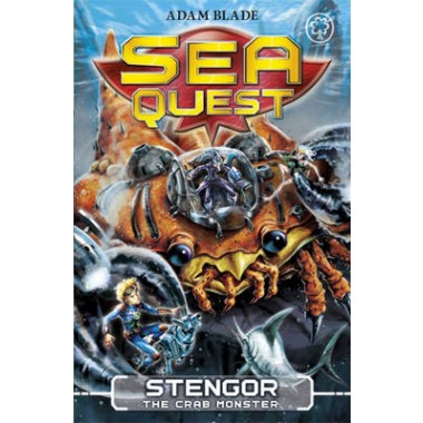 Sea Quest: Stengor the Crab Monster :Special 1