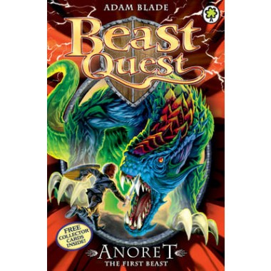 Beast Quest: Anoret the First Beast :Special 12
