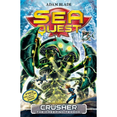 Sea Quest: Crusher the Creeping Terror :Book 7