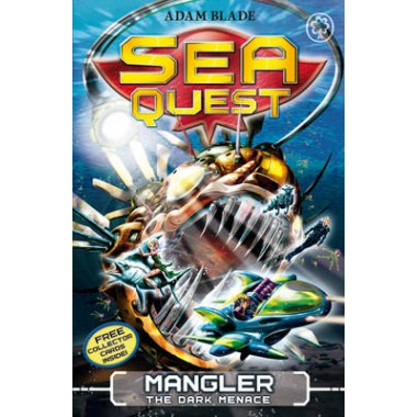 Sea Quest: Mangler the Dark Menace :Book 8