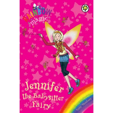 Rainbow Magic: Jennifer the Babysitter Fairy :Special