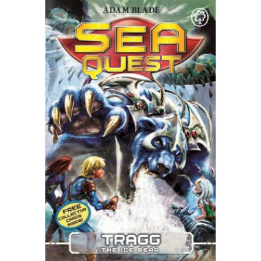 Sea Quest: Tragg the Ice Bear :Book 14