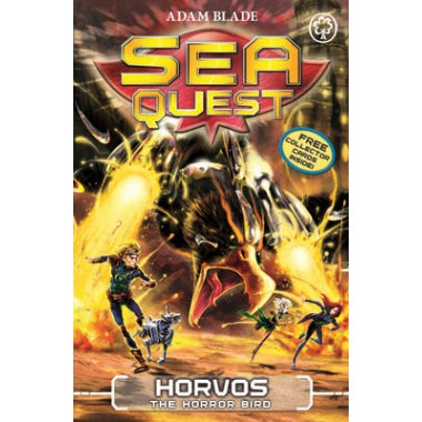Sea Quest: Horvos the Horror Bird :Book 15