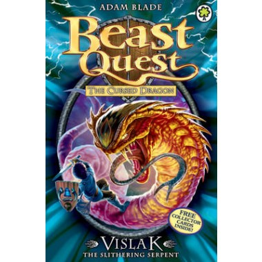 Beast Quest: Vislak the Slithering Serpent :Series 14 Book 2