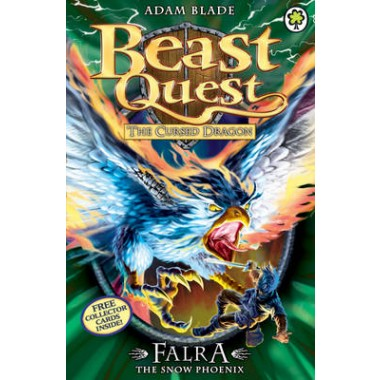 Beast Quest: Falra the Snow Phoenix :Series 14 Book 4