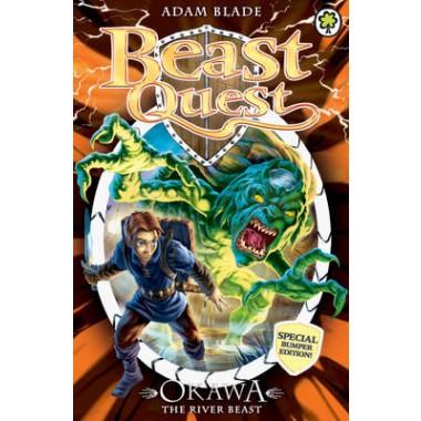 Beast Quest: Okawa the River Beast :Special 13
