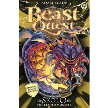 Beast Quest: Skolo the Bladed Monster :Special 14