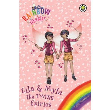 Rainbow Magic: Lila and Myla the Twins Fairies :Special