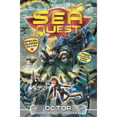 Sea Quest: Octor, Monster of the Deep :Special 4