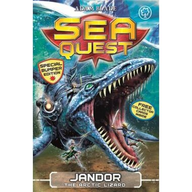 Sea Quest: Jandor the Arctic Lizard :Special 5