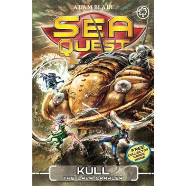 Sea Quest: Kull the Cave Crawler :Book 23
