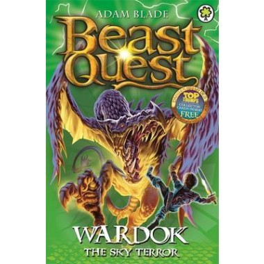 Beast Quest: Wardok the Sky Terror :Series 15 Book 1