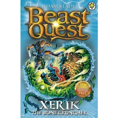 Beast Quest: Xerik the Bone Cruncher :Series 15 Book 2