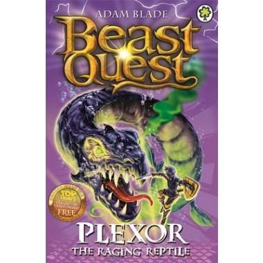 Beast Quest: Plexor the Raging Reptile :Series 15 Book 3