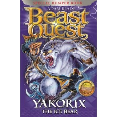 Beast Quest: Yakorix the Ice Bear :Special 16