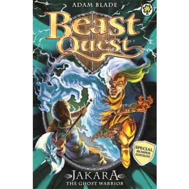 Beast Quest: Jakara the Ghost Warrior :Special 15