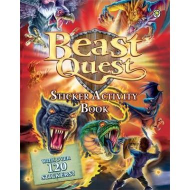 Beast Quest: Sticker Activity Book