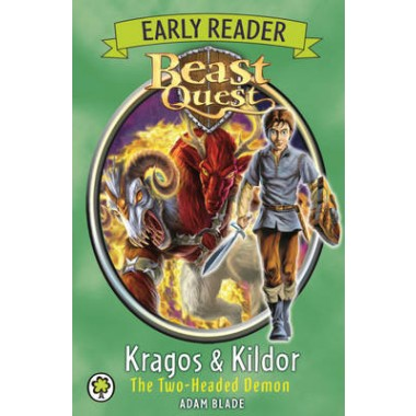 Beast Quest: Kragos and Kildor the Two-Headed Demon :Special 4