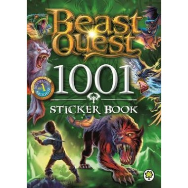 Beast Quest: 1001 Sticker Book