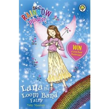 Rainbow Magic: Luna the Loom Band Fairy :Special