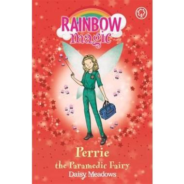 Rainbow Magic: Perrie the Paramedic Fairy :The Helping Fairies Book 3