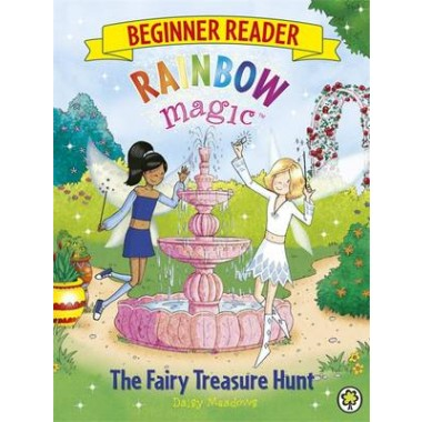 Rainbow Magic Beginner Reader: The Fairy Treasure Hunt :Book 4