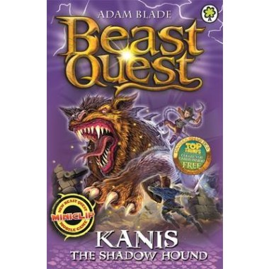 Beast Quest: Kanis the Shadow Hound :Series 16 Book 4