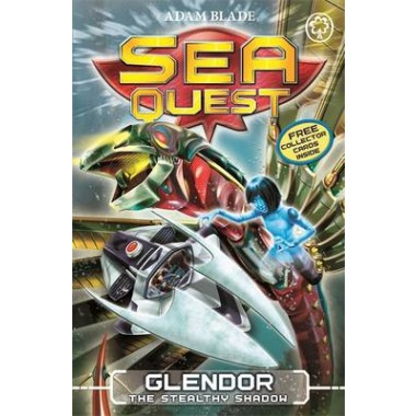 Sea Quest: Glendor the Stealthy Shadow :Book 26
