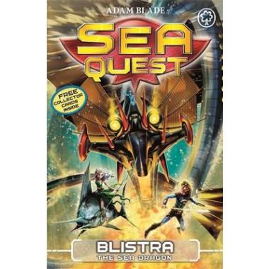 Sea Quest: Blistra the Sea Dragon :Book 28