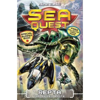 Sea Quest: Repta the Spiked Brute :Special 6