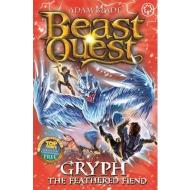 Beast Quest: Gryph the Feathered Fiend :Series 17 Book 1
