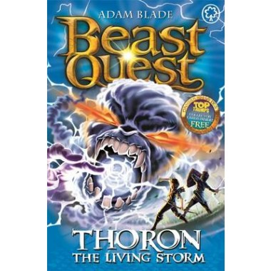Beast Quest: Thoron the Living Storm :Series 17 Book 2