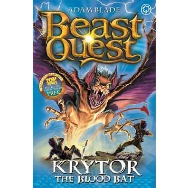 Beast Quest: Krytor the Blood Bat :Series 18 Book 1