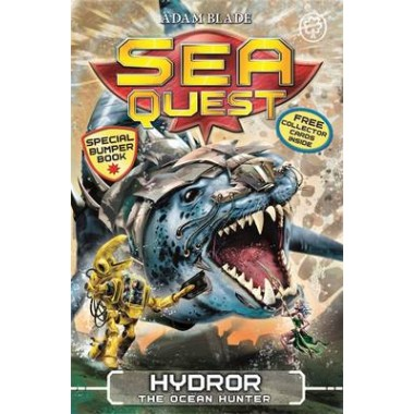 Sea Quest: Hydror the Ocean Hunter :Special 7