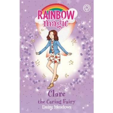 Rainbow Magic: Clare the Caring Fairy :The Friendship Fairies Book 4