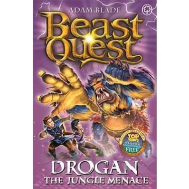 Beast Quest: Drogan the Jungle Menace :Series 18 Book 3
