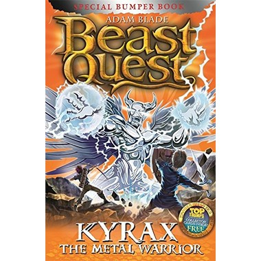 Beast Quest: Kyrax the Metal Warrior :Special 19