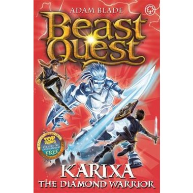 Beast Quest: Karixa the Diamond Warrior :Series 18 Book 4