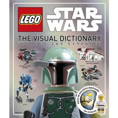 LEGO (R) Star Wars The Visual Dictionary :With Minifigure