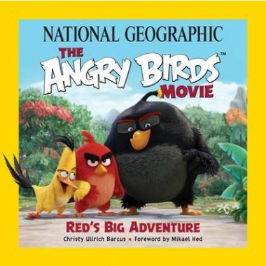 National Geographic the Angry Birds Movie :Red's Big Adventure
