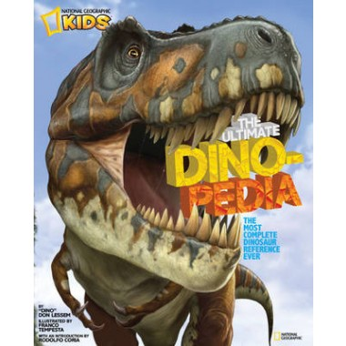 Ultimate Dinopedia :The Most Complete Dinosaur Reference Ever