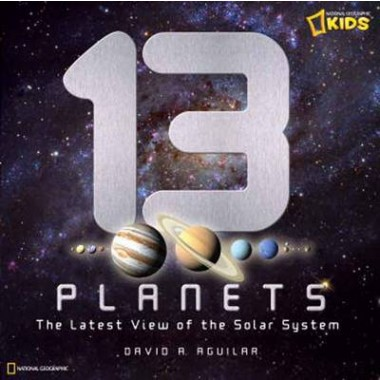 13 Planets :The Latest View of the Solar System