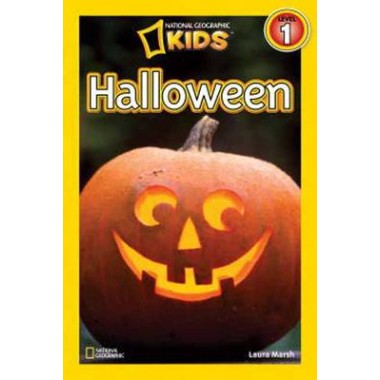 National Geographic Kids Readers: Halloween