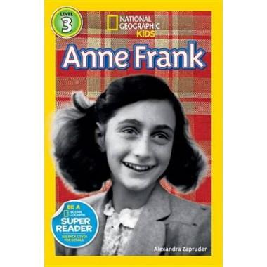 Nat Geo Readers Anne Frank Lvl 3